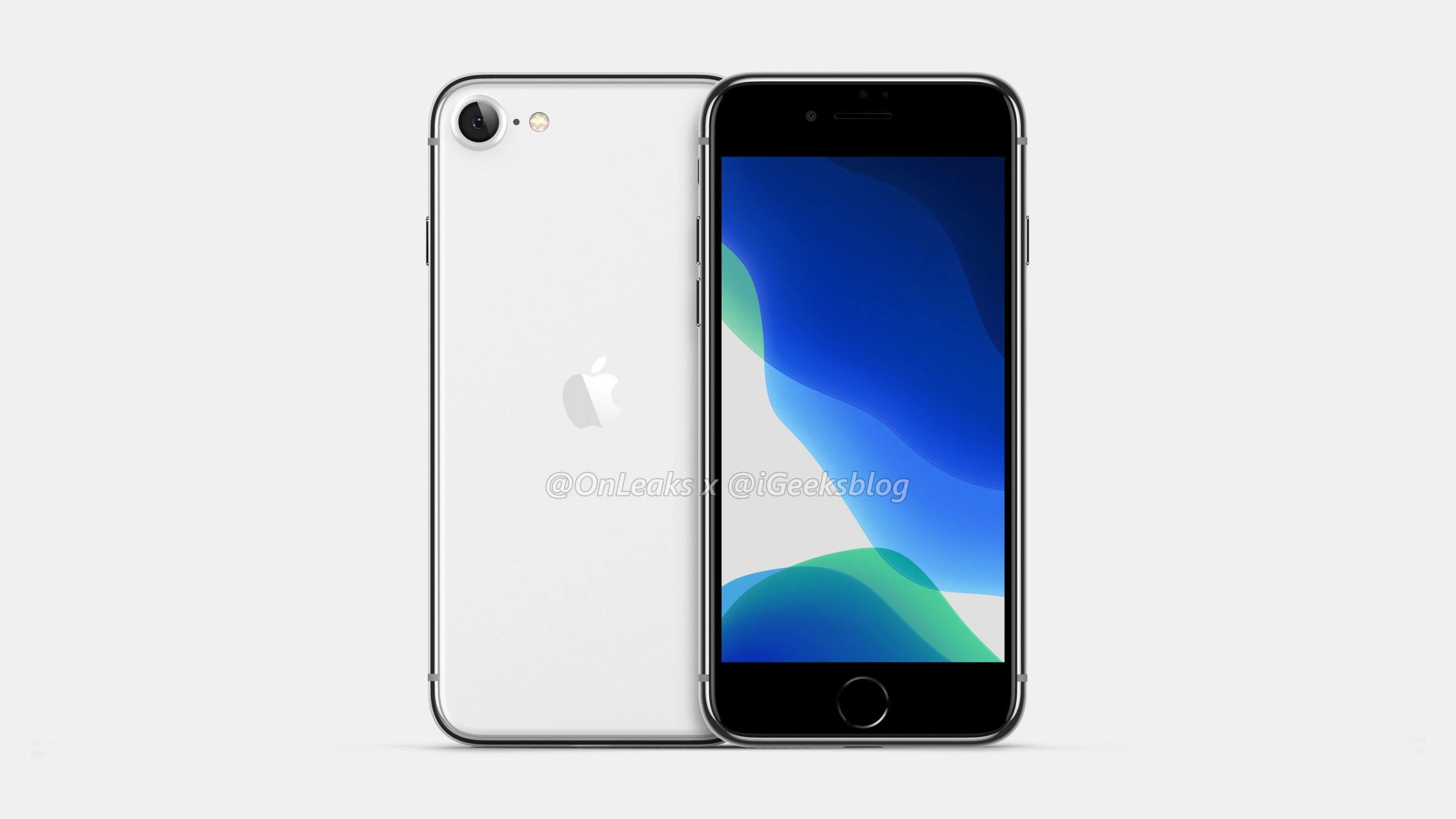 你关心的新iPhone SE的靠谱信息都在这里了