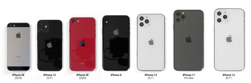 有消息称苹果iPhone 12将会分两批发售 6.1英寸先行
