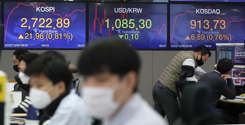 韩国股票卖空禁令临近解除 举债入市的散户投资者将迎大考
