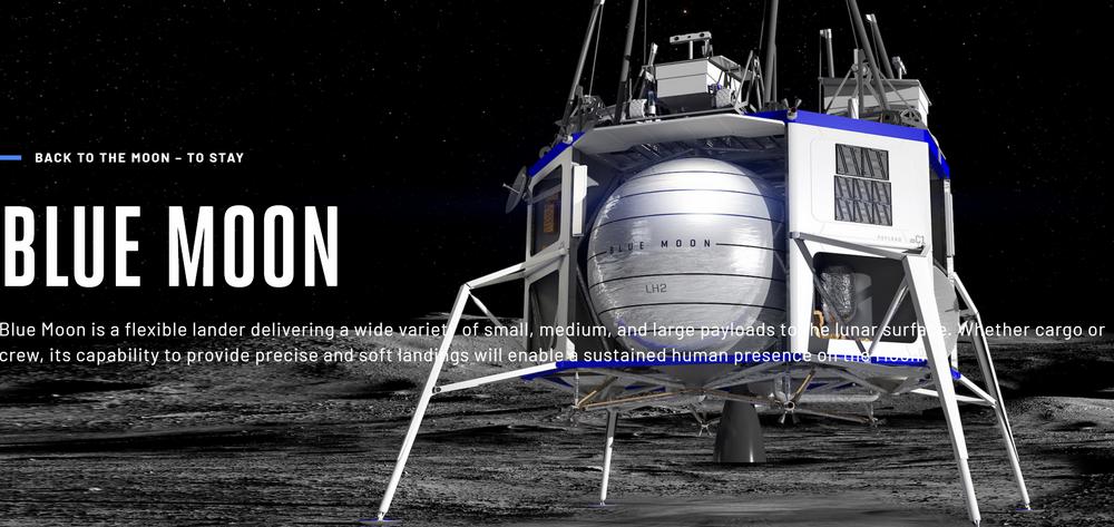 初次太空之旅试航胜利 全球首富贝索斯称心如意?  亚马逊市值 亚马逊股价 首富 亚马逊 第4张