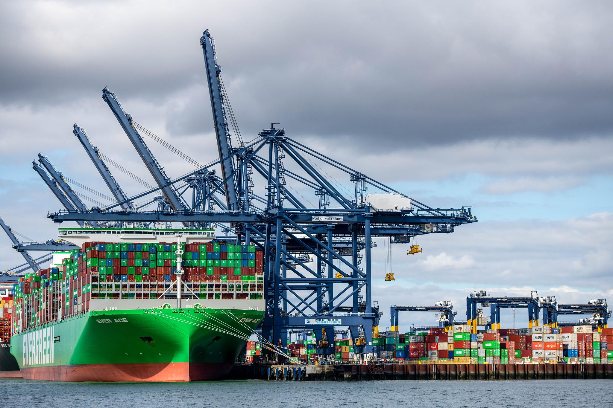 全球航运危机持续发酵   英国玩具抢购潮提早启动